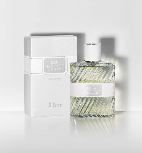 Dior - Eau Sauvage Cologne - 2 Open gallery