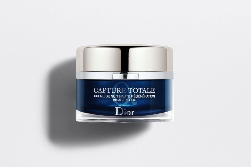 Dior - Capture Totale Intensive restorative night creme for face and neck Open gallery