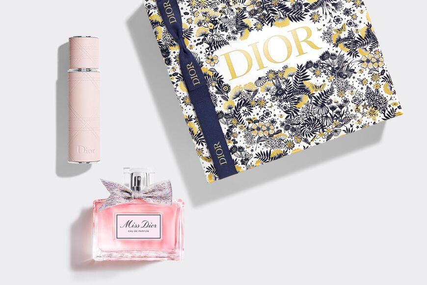 Dior - Coffret Miss Dior Coffret cadeau - eau de parfum & vaporisateur de voyage Ouverture de la galerie d'images
