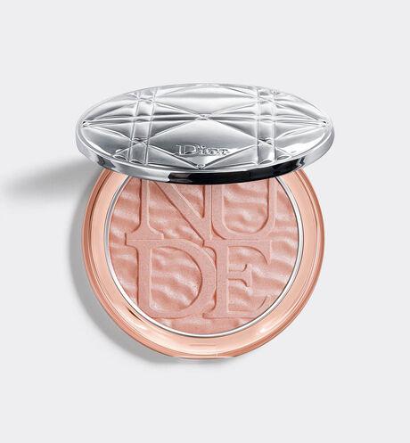 Dior - 迪奧輕透光燦礦物蜜粉餅 曠野之丘限量版 打亮蜜粉-極致閃耀妝效-3d光燦礦物粒子