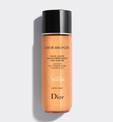 Dior - Dior Bronze Liquid sun - self-tanning water - sublime glow