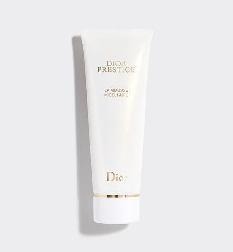 Dior - Dior Prestige La Mousse Micellaire Face cleanser - foam texture - exceptionally gentle
