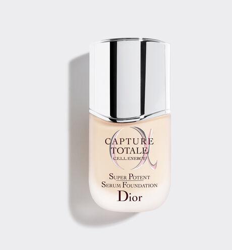 Dior - Capture Totale Super Potent Serum Foundation Correcting Anti-Aging Serum Foundation - SPF 20 PA++