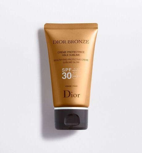 Dior - Dior Bronze Creme para beleza e proteção com brilho sublime fps 30