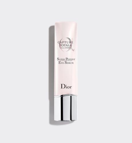 Dior - Capture Totale Super Potent Eye Serum Super sérum contour des yeux - soin regard anti-fatigue et anti-âge global