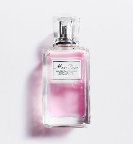 Dior - Miss Dior Huile de rose fraîche pour le corps