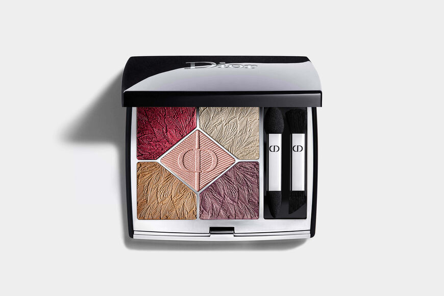 Dior - 5 Couleurs Couture - Limited Edition Eyeshadow palette - high color - long-wear creamy powder Open gallery