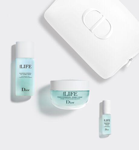 Dior - Dior Hydra Life - Programme Hydratation Fraîcheur Sorbet Coffret - lotion, sérum & crème - hydratation fraîche et intense