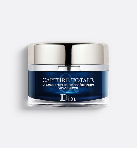 Dior - Capture Totale Intens herstellende nachtcrème voor gezicht en hals