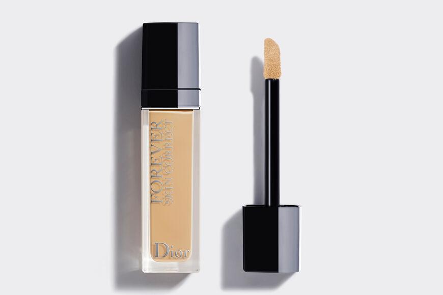 Dior - Dior Forever Skin Correct Correcteur crème 24H*-haute couvrance-soin hydratant * Test instrumental sur 20 sujets. - 35 Ouverture de la galerie d'images
