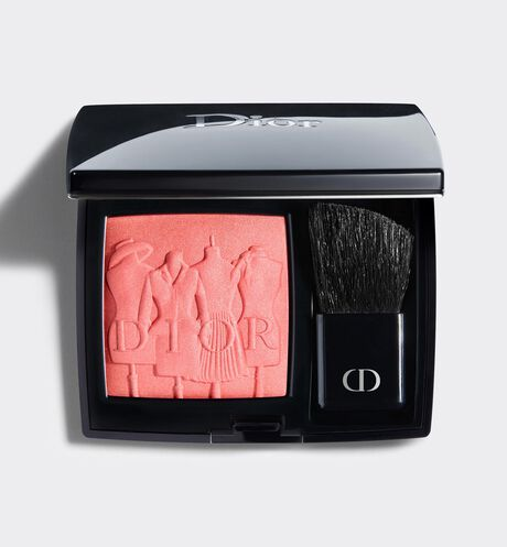 Dior - Rouge Blush - Limited-Edition New Look '47 Collection Powder blush - couture colour - long wear