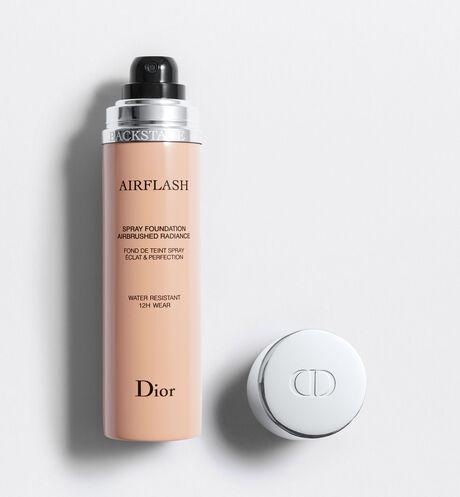 Dior - Dior Backstage Airflash foundation Fond de teint spray - éclat et perfection