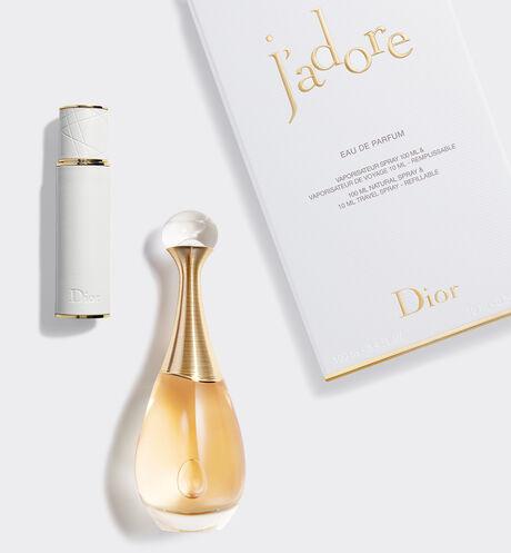 Dior - J'adore Eau de parfum & travel spray