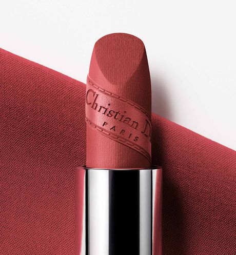 Dior - Rouge Dior - Limited-Edition Couture Collection Lipstick - engraved couture ribbon motif - velvet finish - 3 Open gallery