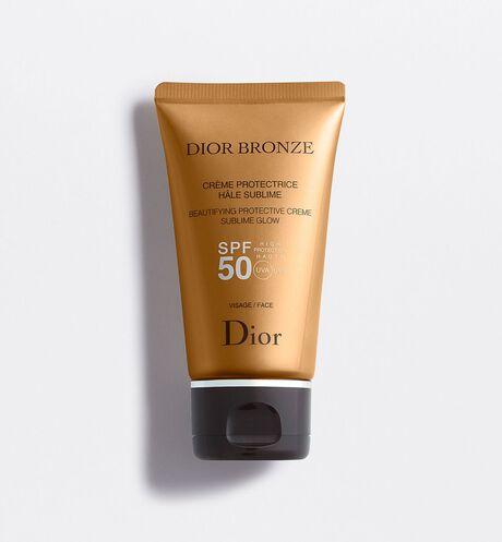 Dior - Dior Bronze Creme para beleza e proteção com brilho sublime fps 50