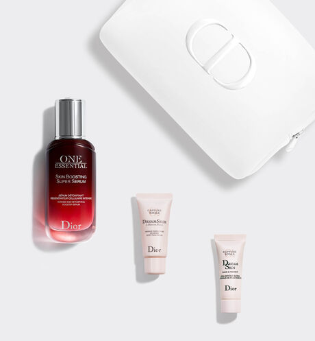 Dior - ワン エッセンシャル セラム コフレ (数量限定品) ディオール ロングセラー美容液 「ワン エッセンシャル セラム」を中心としたスキンケア コフレ