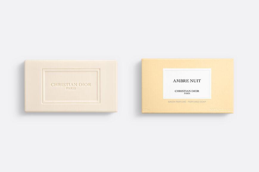 Dior - 夜之琥珀 香氛皂 aria_openGallery