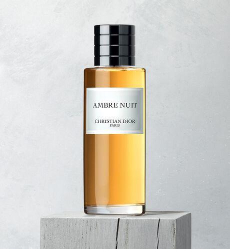 Dior - 夜之琥珀香氛 香氛