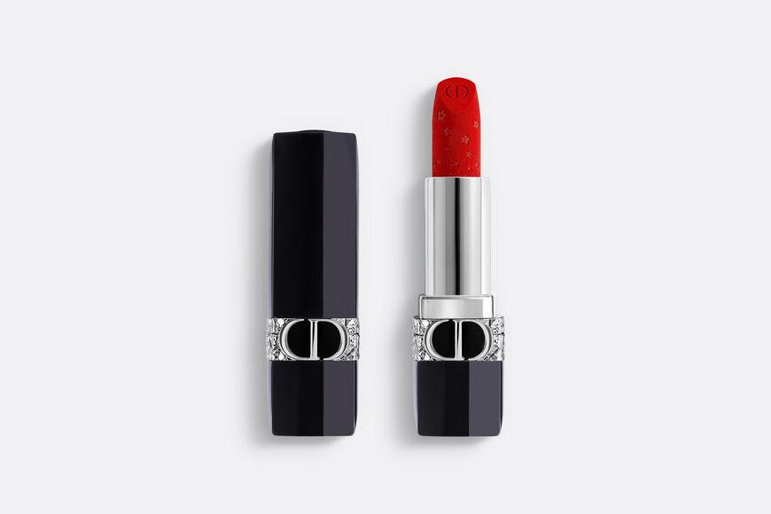Dior - Rouge Dior - Star Edition gelimiteerde editie Lipstick als een sieraad - gegraveerd sterrenmotief - fluwelige en metallic finish aria_openGallery