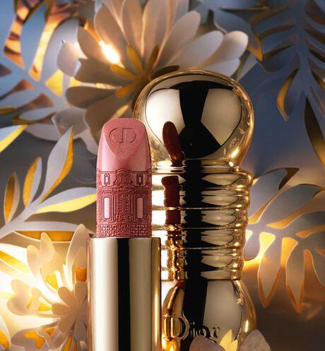 Dior - ルージュ ディオリフィック <アトリエ オブ ドリームズ> (クリスマス コレクション 2021 数量限定品) 高発色&鮮やかな仕上がりが続くオート クチュール リップスティック - 5 aria_openGallery