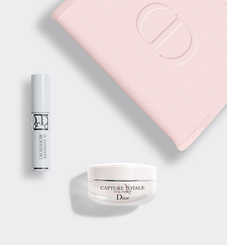 Dior - Dior Revitalizing Eye Set Eye care pouch - eye cream & lash primer-serum