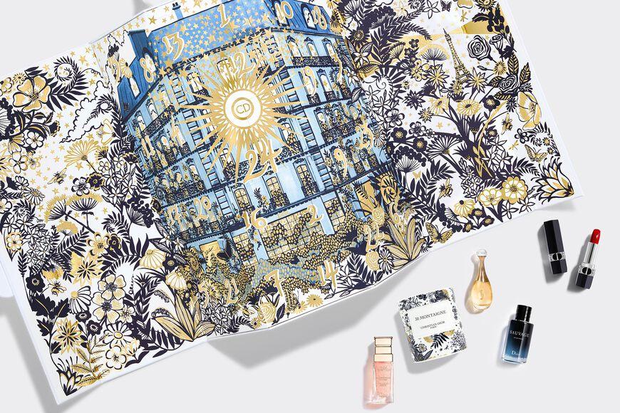 Dior - Calendrier de l'Avent 24 surprises Dior - calendrier de l'Avent beauté - parfum, maquillage & soin Ouverture de la galerie d'images