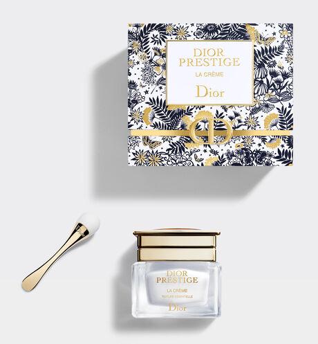 Dior - Dior Prestige La Crème Texture Essentielle - Gelimiteerde Editie Crème voor gezicht en hals - revitaliseert, egaliseert en verfijnt de huidtextuur