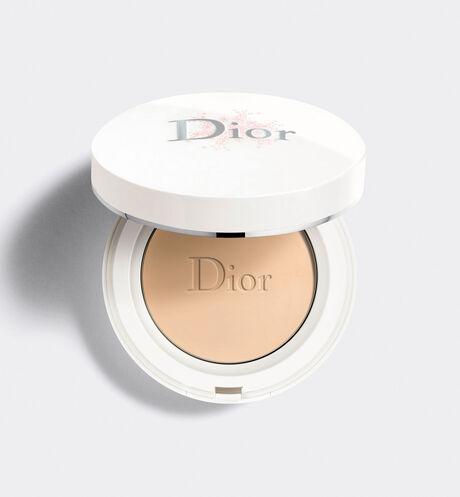 Dior - 迪奧雪晶靈透亮水霧光粉餅 粉餅 - 鎖水保濕 spf 10 pa ++
