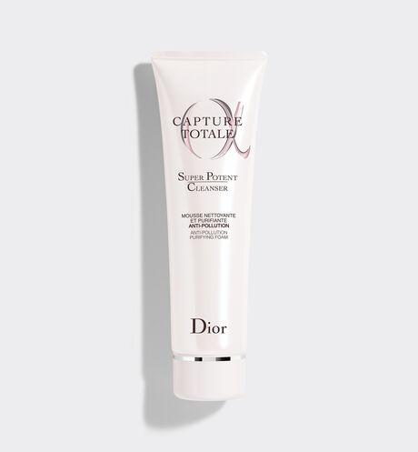 Dior - Capture Totale Super Potent Cleanser Gezichtsreiniger - anti-pollutie reinigend en zuiverend schuim