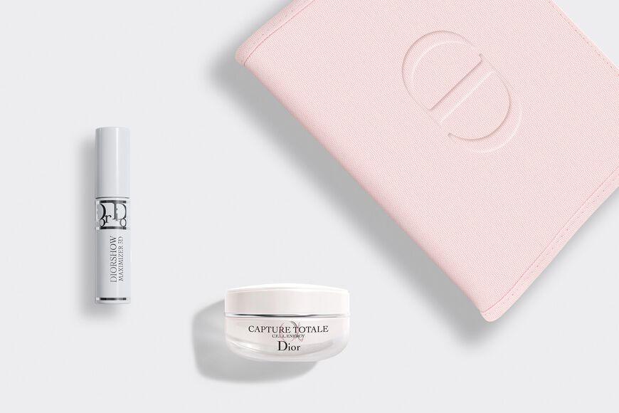 Dior - Dior Revitalizing Eye Set Eye care pouch - eye cream & lash primer-serum Open gallery