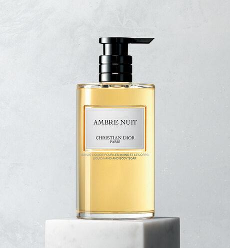 Dior - Ambre Nuit Vloeibare zeep voor handen en lichaam