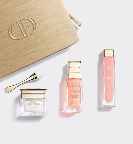 Dior - Dior Prestige Exceptional micro-nutritive and regenerating ritual - lotion, serum and creme