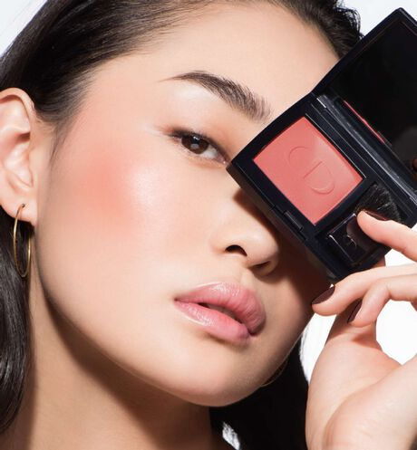 Dior - Rouge Blush Couture colour long-wear powder blush - 17 Open gallery