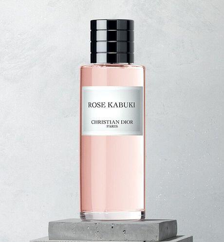 Dior - Rose Kabuki Perfume