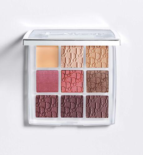 Dior - Dior Backstage Eye Palette Ultra-pigmented and multi-texture eye palette - primer, eyeshadow, highlighter and eyeliner