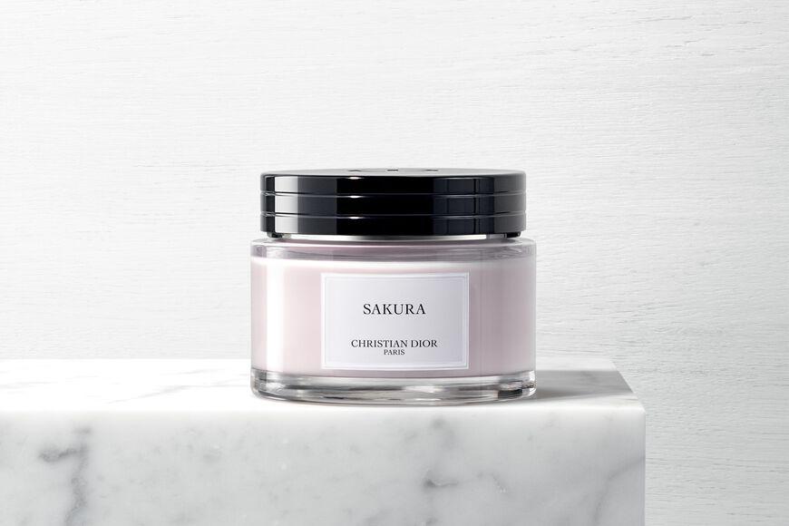 Dior - Sakura Body cream Open gallery