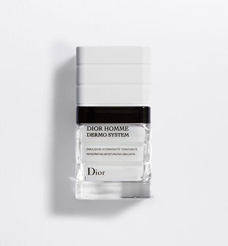 Dior - Dior Homme Dermo System Invigorating moisturizing emulsion - Bio-fermented ingredient & vitamin E phosphate
