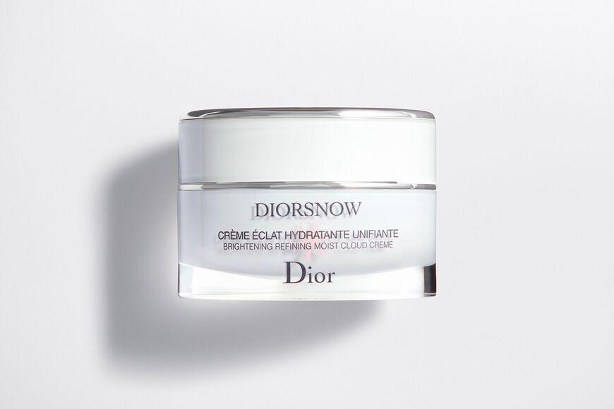 Dior - Diorsnow Brightening refining moist cloud creme Open gallery