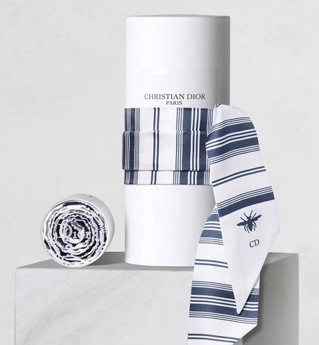 Dior - Mitzah Eden-Roc Mitzah scarf in silk twill