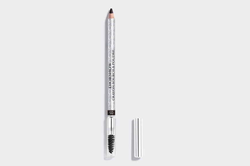 Dior - Diorshow Crayon Sourcils Poudre Waterproof eyebrow pencil - natural finish - with sharpener - 2 Open gallery