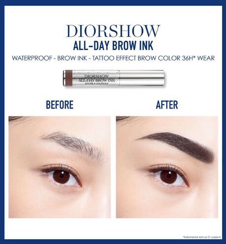 Dior - Diorshow All-day Brow Ink Brow ink - 8 Open gallery