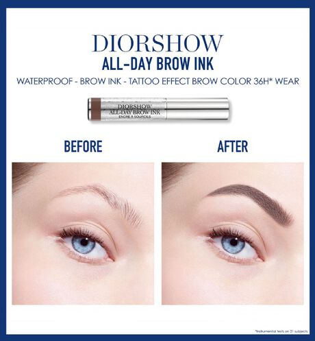Dior - Diorshow All-day Brow Ink Brow ink - 9 Open gallery