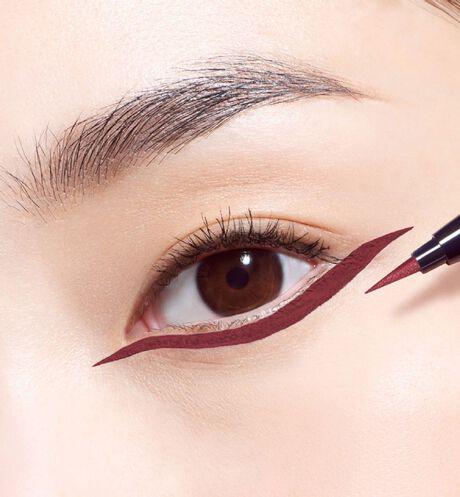 Dior - Diorshow On Stage Liner Felt-tip eyeliner - 3 Open gallery