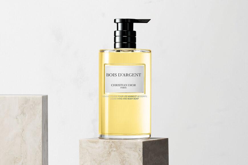 Dior - Bois d'Argent Vloeibare Zeep Vloeibare zeep voor handen en lichaam aria_openGallery