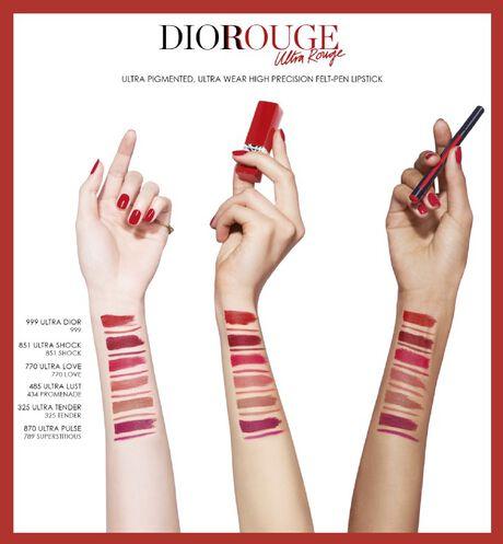 Dior - Rouge Dior Ink Lip Liner Карандаш для губ, очерчивающий контур - ультрапигментированный - длительная стойкость - 2 aria_openGallery