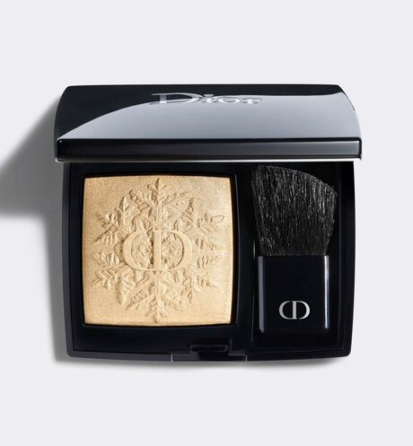 Dior - Rouge Blush - Golden Nights Collection Limited Edition Powder blush - couture color - long wear