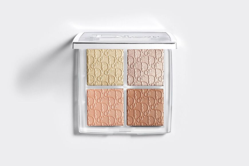 Dior - Dior Backstage Glow Face Palette Multi-use illuminating makeup palette - highlight and blush Open gallery