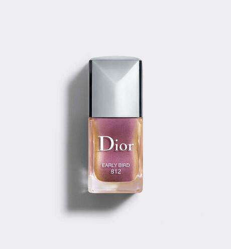Dior - ディオール ヴェルニ <バーズ オブ ア フェザー> (フォール コレクション 2021 数量限定色) ジェル ネイルの仕上がりを叶えるクチュール ヴェルニ
