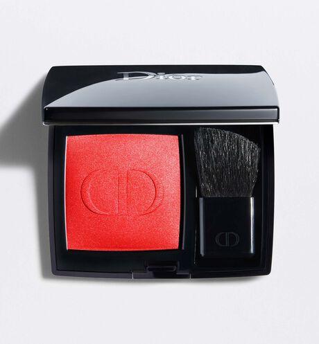 Dior - 루즈 블러쉬 롱-웨어 꾸뛰르 컬러 파우더 블러쉬
