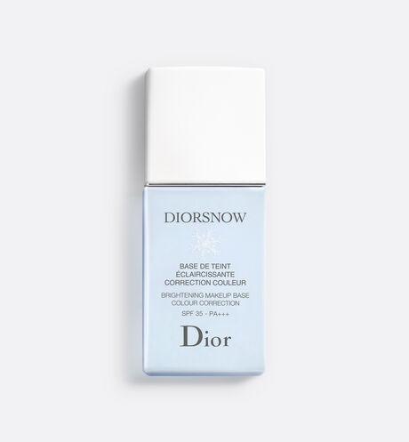 Dior - スノー メイクアップ ベース UV35(SPF35 / PA+++) スキントーンを均一に美しく整えるメイクアップ ベース